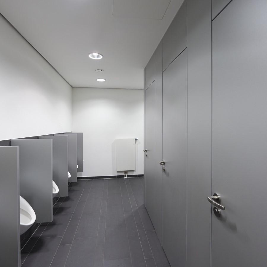 Toalettskillevegg / Spanskvegg